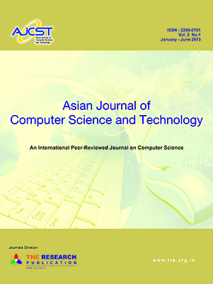 Asian Journal Of Information Technology
